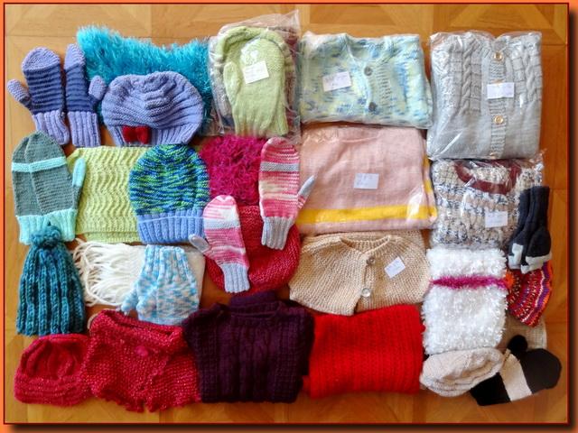 Merci aux tricoteuses